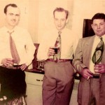 Our founders: Roy, Clyde and Jim